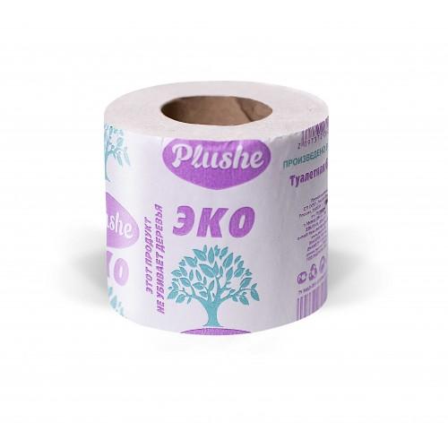 Туалетная бумага ECOPLUSHE 115гр