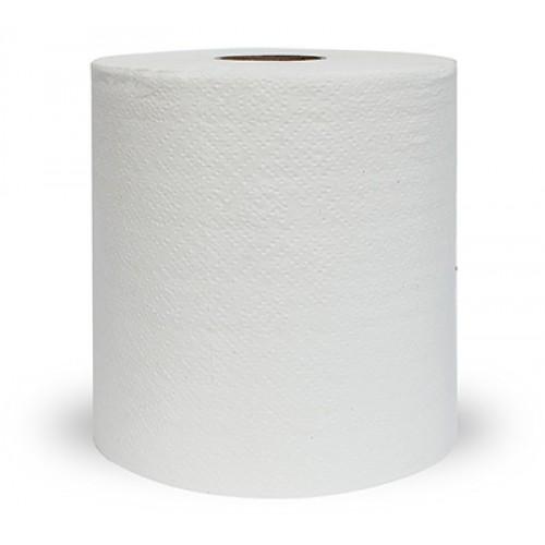 Полотенца бумажные Plushe Professional для диспенсеров 200м