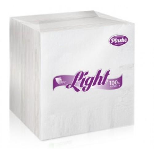 Салфетки Plushe LIGHT 90 листов
