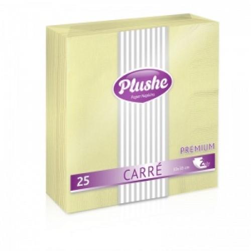 Салфетки Premium Carre 25